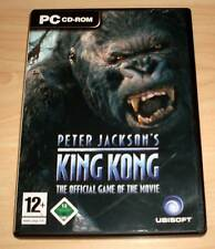 PC Game Spiel Peter Jackson's King Kong - komplett Deutsch