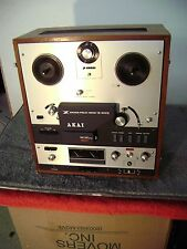 AKAI G X 360D REEL TO REEL TAPE DECK. --HOLIDAY SPECIAL