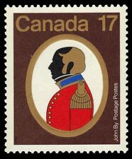 "CANADA 820 - Military Heritage ""Colonel John By"" (pa33784)"