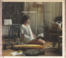 CD ALBUM CARLA BRUNI / NO PROMISES / DIGIPACK