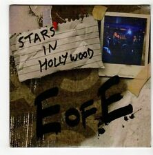 (GL409) E Of E, Stars In Hollywood - 2015 Sealed DJ CD