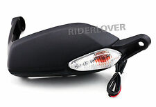 Brake side HandleBar Cover Handguard With Light For Ducati Hypermotard 820 13-15