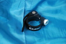 Seat clamp 17 CUBE Saddle quick release Seat post 32 mm