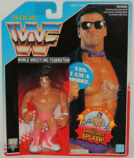 WWF WWE 1992 Hasbro RICK MARTEL The Model Wrestling Figure Vintage MOC