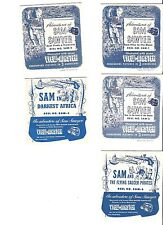 VM-116) Viewmaster Reel - 5 Sam Sawyer booklets - fairy tale