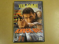 DVD / KNOCK OFF ( JEAN-CLAUDE VAN DAMME )