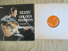 ELVIS PRESLEY ELVIS` GOLDEN RECORDS VOL1 1970 LP RCA VICTOR SF8129