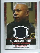 2015 Sons of Anarchy seasons 4-5 costume card W10