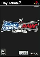 WWE Smackdown vs Raw 2006 PlayStation2