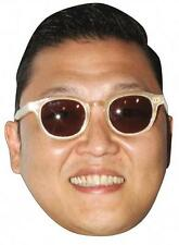 NEW PSY GANGNAM STYLE CELEBRITY FAMOUS FACE MASK FANCY DRESS