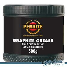 Penrite Graphite Grease - 500g - For Classic & Vintage Cars