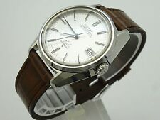 Vintage 1970 JAPAN KING SEIKO CHRONOMETER 5625-7040 25Jewels Automatic.