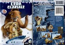 L'ERA GLACIALE (EDIZIONE SPECIALE) DA BRIVIDO - 2 DVD NUOVO E SIGILLATO, RARO!