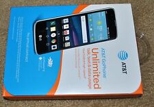 Unlocked NEW LG Phoenix 2 LG-K371 4G LTE GSM Android Phone Black Sealed Retail
