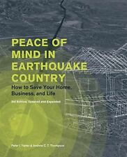 Peace of Mind in Earthquake Country (Paperback, 2009, Like New)