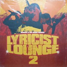 Lyricist Lounge 2 LP Feat. Notorious B.I.G., Mos Def, Beanie Sigel SS