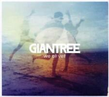 Giantree/We All Yell  (2013) Austria Digipack neu u. ovp 12-Tr./CD