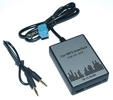 USB mp3 AUX adaptador AUDI Chorus Concert Symphony 1 2, cambiador de CD, interfaz SD