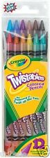 Crayola Twistable Colored Pencils 12 count (68-7408) Color Fun Creativity 3-Pack