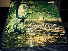 BEETHOVEN VIOLIN CONCERTO  WRC ST 310  STEREO N/MINT