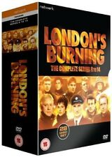 LONDON'S BURNING -The Complete Series  8-14 New & Sealed 28 Disc Set  Fast  Post