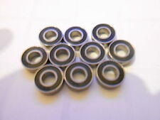 MR 1150 BEARINGS 10 OFF Rubber Sealed 5 X 11 X 4mm