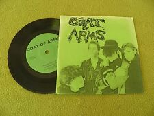 Coat Of Arms (Everett / Boedeker) Positive Intentions RARE 1985 Private Press 7""