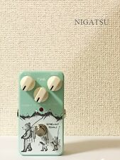 NEW NINEVOLT PEDALS FISHING IS AS FUN AS FUZZ Guitar Pedal Effect from JAPAN