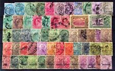 India Pre Independence 100 Different Used Stamps-East India Postage-Pre1947Issue