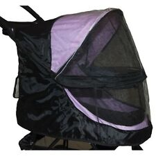 Pet Gear WEATHER COVER FOR NO-ZIP HAPPY TRAILS for Pets PG8100NZWC Pet Stroller
