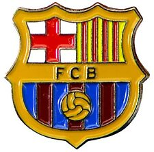 FC Barcelona Crest metal/enamel pin badge - official licensed product  (spg)