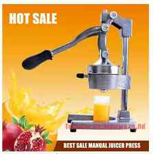 Orange Citrus Commercial Juicer Fruit Business Juice Press Quality Home Manual