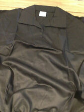"""Drill Top for Training rugby / football -   Black - boys 30/32"""" chest"""
