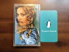 MADONNA - RAY OF LIGHT CASSETTE TAPE KOREA EDITION BRAND NEW SEALED