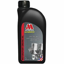 Millers Oils CFS 10W50 Fully Synthetic Nanodrive Motorsport Engine Oil - 1 Litre