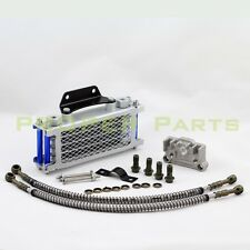 Oil Cooler Radiator 50cc-110cc CNC Chinese Pit Dirt Monkey Bike ATV Motorcycle