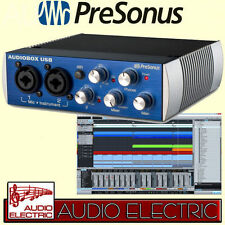 Presonus AudioBox USB incl. Studio One 3 Artist Vollversion