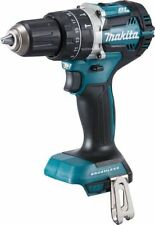 MAKITA DHP484Z 18V LI-ION LXT BRUSHLESS CORDLESS COMBI HAMMER DRILL BODY. NEW!
