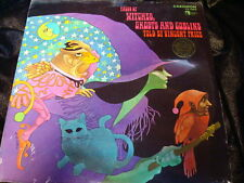 VINCENT PRICE TALES WITCHES GHOSTS GOBLINS RECORD LP SEALED
