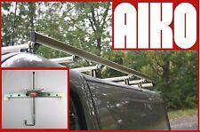 TRX515C Ford Transit Mercedes Sprinter VW LT 6 bar + roller roof rack bar set