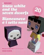 3D Paper Craft Snow White English and Italian Edition)