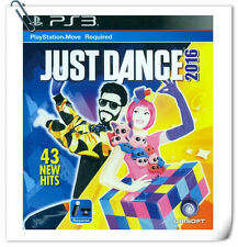 PS3 JUST DANCE 2016 Sony PlayStation Games Ubisoft Music