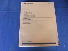 CAT CATERPILLAR 330B L EXCAVATOR PARTS MANUAL S/N 6DR1-UP