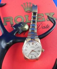 Rolex Oyster 750/Gold Vintage 1005 Superlative Chronometer Officialy Certified