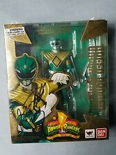 Zyurangers/Power Rangers S.H Figuarts Dragon/Green Ranger rare signed by tommy