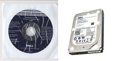 New Dell Windows 7 Ultimate 64 Bit Restore DVD With HDD Option