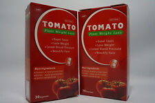 2 BOX Tomato Herbal Natural Plant Slim Weight Loss Diet Pills Capsules EXP. 2019