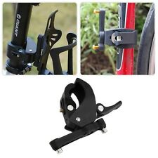 Bike Bicycle Cycling Handlebar Mount Water Bottle Cage Holder Rack Clamp SL