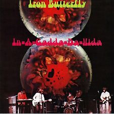Iron Butterfly In-A-Gadda-Da-Vida CD NEW SEALED