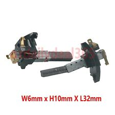 Motor Carbon Brushes For Philips Midea Sanyo vacuum cleaner SCM-H150C BSC-1400A